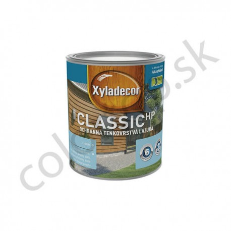 Xyladecor classic HP céder 5L