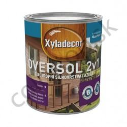 Xyladecor oversol 2v1 orech vlašský 0,75L