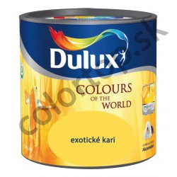 Dulux colours of the world exotické karí 2,5L