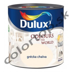 Dulux colours of the world grécka chalva 5L