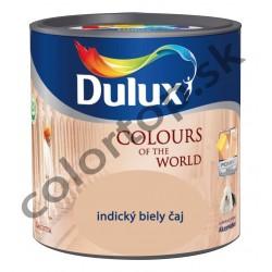 Dulux colours of the world indický biely čaj 2,5L