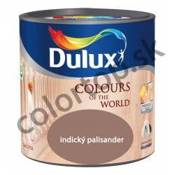 Dulux colours of the world indický palisander 5L