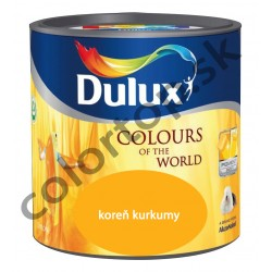 Dulux colours of the world koreň kurkumy 5L