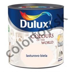 Dulux colours of the world lasturovo biela 5L