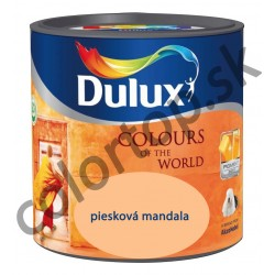 Dulux colours of the world piesková mandala 2,5L