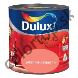 Dulux colours of the world pikantné gazpacho 2,5L
