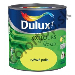 Dulux colours of the world ryžové polia 2,5L