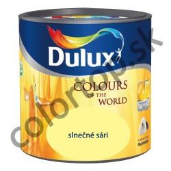 Dulux colours of the world slnečné sárí 5L