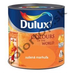 Dulux colours of the world sušená marhuľa 5L