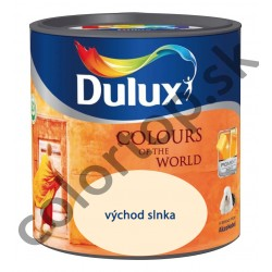 Dulux colours of the world východ slnka 2,5L