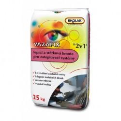 Vazafix 2v1 ekolak lepiaci a stierkový tmel 25kg
