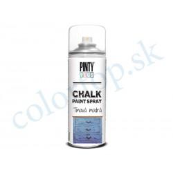 PINTY PLUS sprej chalk CK795 modrá tmavá 400ml