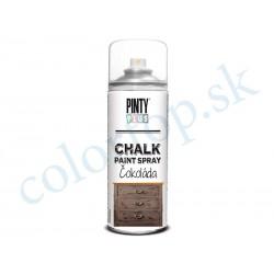Pinty plus sprej chalk CK790 čokoladová 400ml