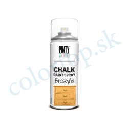 PINTY PLUS sprej chalk CK802 broskyňa 400ml