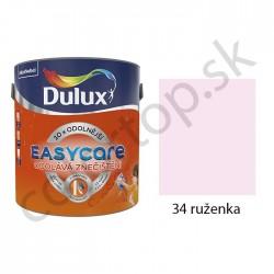 Dulux easycare 34 ruženka 2,5L