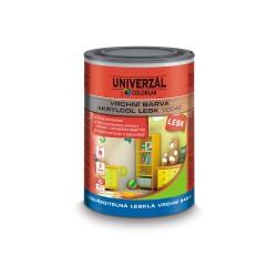 Akrylcol lesk V-2046 C1999 čierna 0,6l