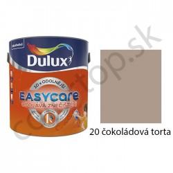 Dulux easycare 20 čokoládová torta 2,5L