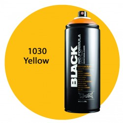 Montana black 1030 yellow 400ml