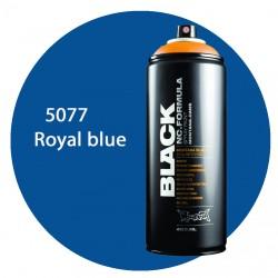 Montana black 5077 royal blue 400ml