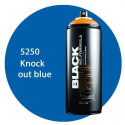 Montana black 5250 knock out blue 400ml