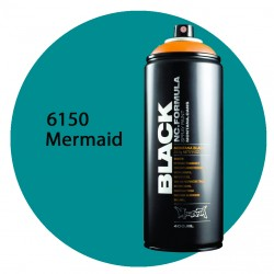 Montana black 6150 mermaid 400ml