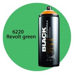 Montana black 6220 revolt green 400ml