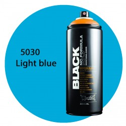 Montana black 5030 light blue 400ml