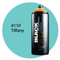 Montana black 6110 tiffany 400ml