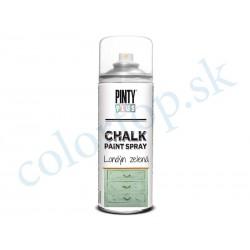 PINTY PLUS sprej chalk CK817 zelená londýn 400ml