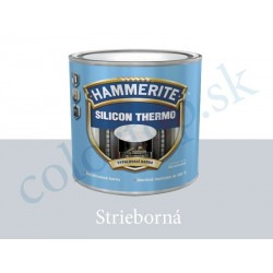 AkzoNobel Hammerite silicon thermo strieborná 0,25l