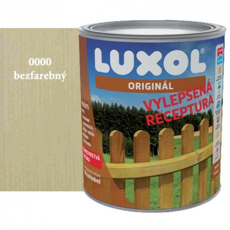 Luxol originál 0000 bezfarebný 0,75L