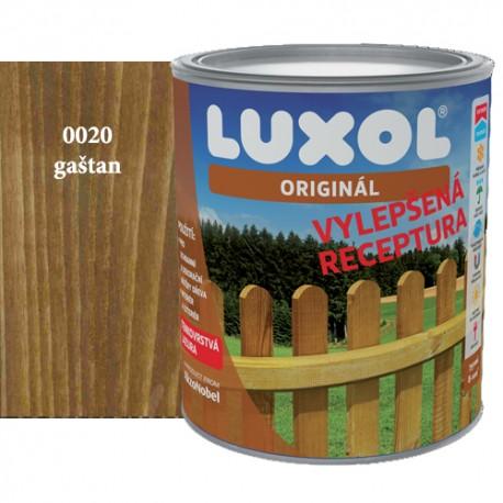 Luxol originál 0020 gaštan 0,75L