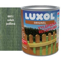 Luxol originál 0051 jedľová zeleň 0,75L