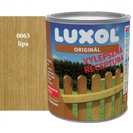 Luxol originál 0063 lipa 0,75L