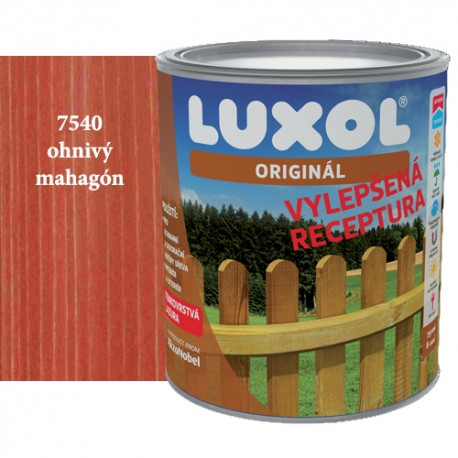 Luxol originál 7540 ohnivý mahagón 2,5L