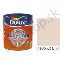 Dulux easycare 17 bežový kabát 2,5L