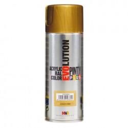 Pinty plus akrylový sprej zlatý P/EV151