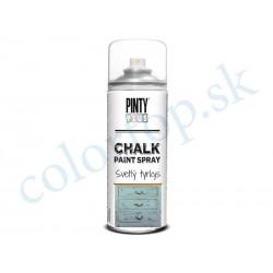 PINTY PLUS sprej chalk CK796 tyrkys svetlý 400ml