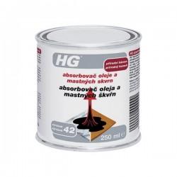 HG470 absorbovač oleja mastn.škvŕn 250ml