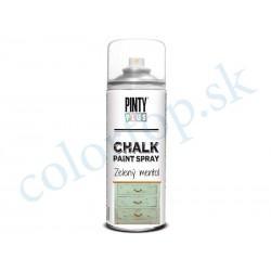 PINTY PLUS sprej chalk CK794 zelený mentol 400ml