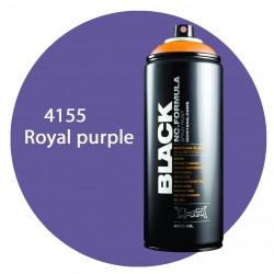 Montana black 4155 royal purple 400ml