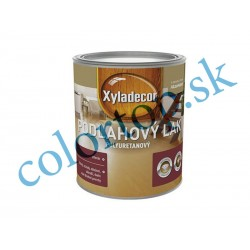 Xyladecor podlahový lak polomat.polyuretán. 0,75L