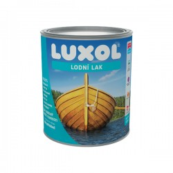 Luxol lodný lak bezfarebný 0,75L