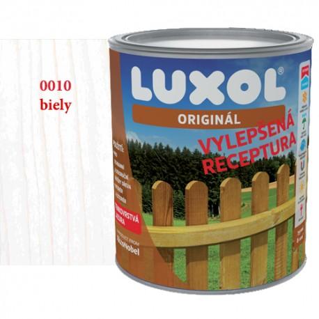 Luxol originál 0010 biely 0,75L
