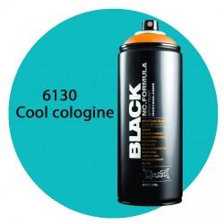 Montana black 6130 cool cologine 400ml