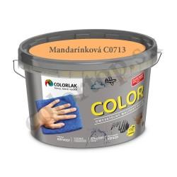 Prointeriér color V-2005 C0713 mandarínková 8kg
