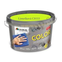 Prointeriér color V-2005 C0555 limetková 4kg