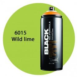 Montana black 6015 wild lime 400ml