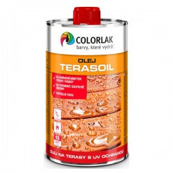 Olej terasoil O-1014 s uv ochranou 1L
