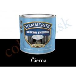 Hammerite silicon thermo čierna